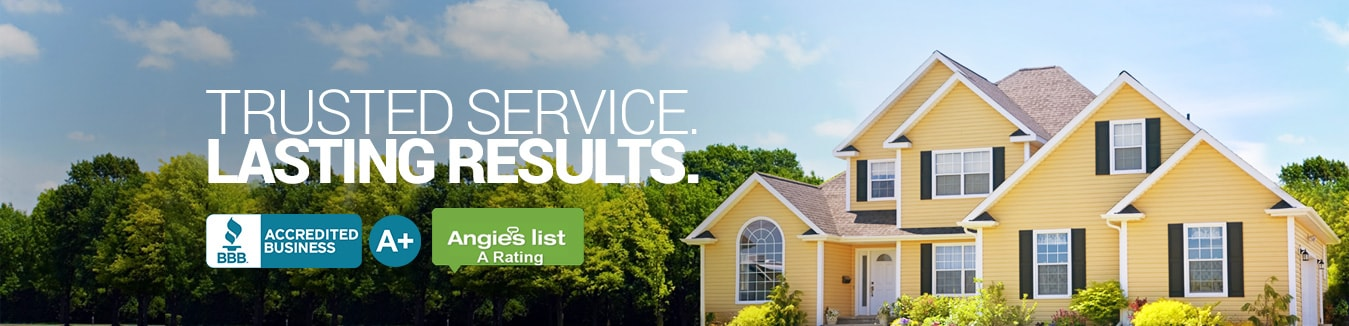 Trusted Service. Lasting Results.